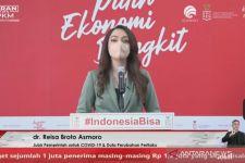 Reisa Minta Masyarakat tidak Khawatir Kehabisan Stok Vaksin Covid-19 - JPNN.com