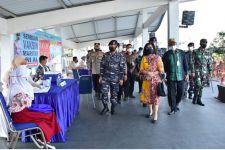 TNI AL Gelar Vaksinasi Kepada Para Siswa di Jakarta Utara - JPNN.com