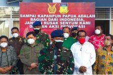 Insiden Injak Kepala Warga Papua, Panglima Koopsau III Minta Maaf pada Rakyat Merauke - JPNN.com