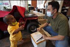 Diberi Durian, Raffi Ahmad Belikan Mobil Baru untuk Ucok Baba - JPNN.com
