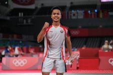 Gagal Masuk Final, Anthony Ginting Incar Perunggu Olimpiade - JPNN.com