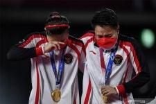 Greysia / Apriyani Bikin Pesepak Bola, Klub Hingga PSSI Ikut Bangga - JPNN.com