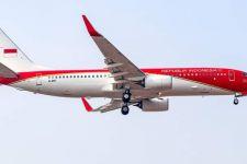 Pesawat Kepresidenan Kini Punya Warna Baru, Begini Penampakannya - JPNN.com