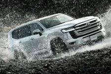 Toyota Land Cruiser 300 Ditanami Pemindai Sidik Jari - JPNN.com