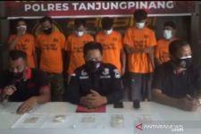 Dalam Waktu 4 Hari, Polres Tanjungpinang Menangkap 7 Pelaku Kejahatan Narkoba - JPNN.com