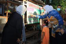 Berjumpa Menaker Ida, Sejumlah PKL di Mojokerto Girang, Ternyata... - JPNN.com