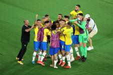 Brasil Raih Emas Sepak Bola Putra Usai Kalahkan Spanyol - JPNN.com