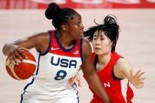 Tim Basket Putri AS Merajai Olimpiade Usai Pukul Tuan Rumah - JPNN.com