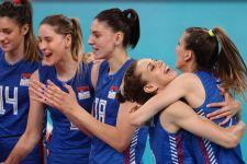 Hajar Korsel, Serbia Pastikan Bawa Pulang Medali Tokyo 2020 - JPNN.com