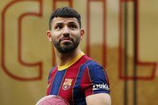 Breaking News! Pukulan Buat Barcelona, Sergio Aguero Harus Absen Lebih dari Sebulan - JPNN.com