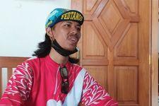 Sambut HUT RI, Tukang Bakso Gowes Tangerang-Wonogiri, Sepedanya Pernah Dicuri - JPNN.com