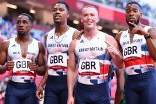 Mengejutkan, Sprinter Inggris Raya Peraih Medali Olimpiade Tokyo Positif Doping - JPNN.com
