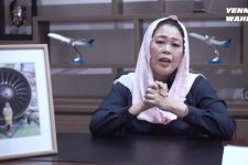 Yenny Wahid: Garuda Indonesia Ikut Terpukul, Tiap Bulan Utang Bertambah Rp 1 Triliun - JPNN.com
