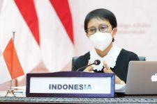 Sambut Bantuan Australia, Menlu Retno Banggakan Program Vaksiansi Indonesia - JPNN.com