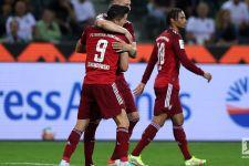 Lewandowski Jadi Juru Selamat saat Laga Bayern Munchen Kontra Gladbach - JPNN.com