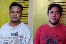 Colong Tangga Displai Toko, Anang dan Rekannya Diangkut Pak Polisi - JPNN.com Jatim