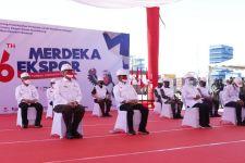 Sektor Pertanian Tetap Tumbuh dan Tangguh, Presiden Jokowi Puji Program Merdeka Ekspor - JPNN.com