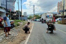Kecelakaan Maut L300 vs Motor di Bandarlampung, Korban Terpental Sejauh 3 Meter - JPNN.com