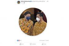 Ada Airlangga Hartarto di Foto Profil Gibran, Pengamat: Maknanya Bisa Beragam - JPNN.com
