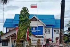 Insiden Bendera Merah Putih Terbalik, Tarfin: Satpam Mengantuk - JPNN.com