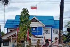Menyedihkan! Ada Insiden Pemasangan Bendera Merah Putih Terbalik - JPNN.com