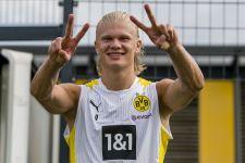 Ini Syarat Agar Erling Haaland Mau Bertahan di Borussia Dortmund - JPNN.com