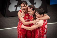 Tim Basket Putri 3x3 Indonesia Lakukan Persiapan Jelang Tampil di FIBA World Cup U-23 - JPNN.com