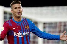 Gerard Pique Bocorkan Pemain Barca Ini Tak Berani Pakai Nomor 10 Peninggalan Messi - JPNN.com