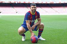 Sergio Aguero Pamer Nomor Punggung Baru di Barcelona, Begini Penampakannya - JPNN.com