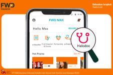 Halodoc Beri Kemudahan Konsultasi Online Lewat Aplikasi FWD MAX - JPNN.com