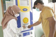 Terbang ke Solo, Mentan SYL Serahkan Bantuan ATM Beras - JPNN.com
