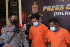 Batang-Batang Rel Itu Jadi Bukti Kejahatan Fendi dan Azami - JPNN.com Jatim