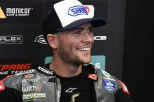 Jake Dixon akan Gantikan Morbidelli di MotoGP Inggris - JPNN.com