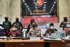 Terungkap, Jaringan Teroris Berniat Melancarkan Aksi saat Momen 17 Agustus - JPNN.com