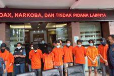 Tawuran Akibat Saling Ejek di Medsos, Endra Tewas Dibacok, 11 Orang Diringkus - JPNN.com