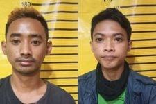 Baru Saja Mangap, Dua Pemuda Surabaya Diangkut ke Kantor Polisi - JPNN.com Jatim
