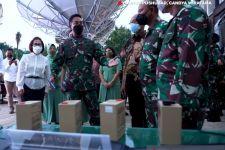 Jenderal Andika: Tactical Satellite Communication TNI AD Membuat Komunikasi Antarsatuan Terintegrasi - JPNN.com