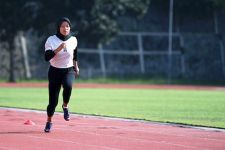 Karisma Evi Gagal Sumbangkan Medali Untuk Kontingen Indonesia - JPNN.com