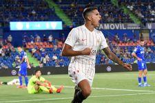 Gol Telat Erik Lamela Bawa Sevilla Puncaki Klasemen Liga Spanyol - JPNN.com