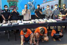 3 Kurir Sabu-Sabu Lintas Provinsi Diringkus di Surabaya, Lihat Barang Buktinya - JPNN.com