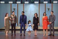 Bintang Sinetron Terbaik Meriahkan Malam Puncak HUT RCTI ke-32 - JPNN.com