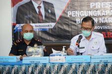 Bea Cukai di Sulsel dan Jateng DIY Ungkap Penyelundupan Narkotika - JPNN.com