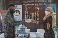 LPKR Terus Membagikan Bantuan di Tengah Pandemi - JPNN.com