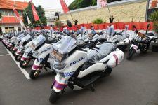 Korlantas Polri Kirim 51 Kendaraan untuk Kawal PON Papua, Ada Yamaha Nmax - JPNN.com