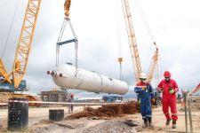 Progres RDMP Balikpapan: Peralatan Alkylation Reactor Sukses Dipasang - JPNN.com
