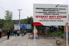 Pertamina Hadirkan Steam Motor Disabilitas 'Isyarat Hati' di Bandar Lampung - JPNN.com