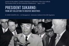 Soekarno Sebagai Patron Seni Jadi Topik Kuliah di Australia - JPNN.com