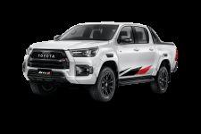 Toyota Hilux Versi GR Sport Hadir Lebih Gagah, Sebegini Harganya - JPNN.com
