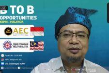 UMKM Kepri dan Johor Malaysia Jajaki Peluang Bisnis di Masa Pandemi - JPNN.com