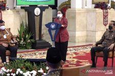 Pidato Bu Mega di Depan Presiden Jokowi: Kalau Bapak Belum Lupa - JPNN.com